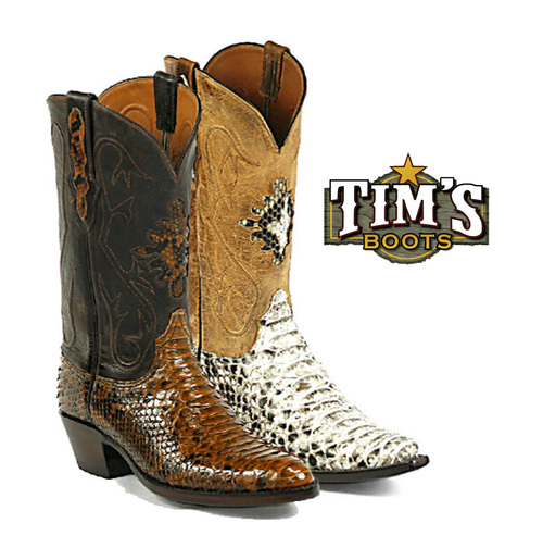 be4479c0114 How To Care For Your Snake Skin Boots - Tim's Boots